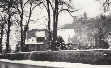 Am Theobaldikirchhof - Stadtarchiv Wernigerode