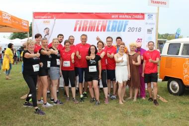 TeilnehmerInnen am Harzer Firmenlauf - Petra Bothe