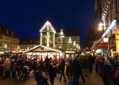 Weihnachtsmarkt 2017 - Pressestelle Stadtverwaltung