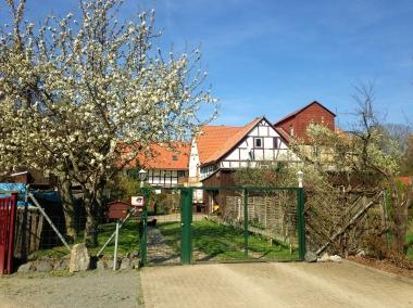 """Rothe Mühle"" an der Holtemme bei Minsleben © Wolfgang Grothe"