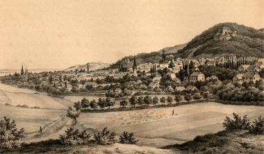 N. d. Nat. gez. u. lith. v. C. Buschbeck - Fotothek Harzbücherei