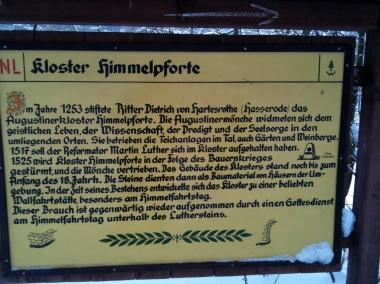 Kloster Himmelpforte © Wolfgang Grothe