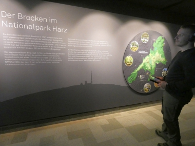 Neue Ausstellung im Brockenhaus 2019 - Mandy Gebara
