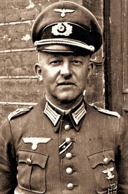 "Oberst Gustav Petri - ""Retter von Wernigerode"" - Privatarchiv Petri"