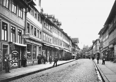 Breite Straße 1907 - Dieter Oemler