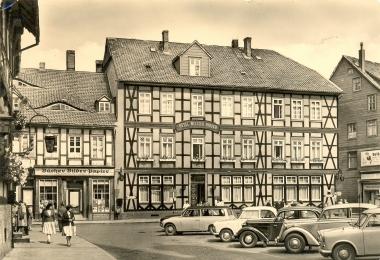 """Hotel """"Weißer Hirsch"""" - Stadtarchiv Wernigerode"""