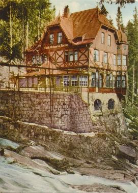 """Gaststätte """"Steinerne Renne"""" - Stadtarchiv Wernigerode"""