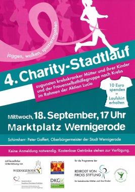 4. Charity-Stadtlauf - Winnie Zagrodnik