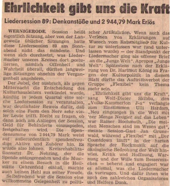 Otto Büchting in den 1940er Jahren - Harzer Volksstimme