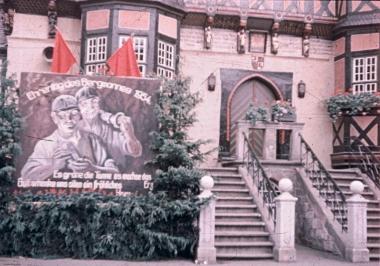 """""""Tag des Bergmanns"""" 6. Juli 1954 - Fotothek Harzbücherei"""