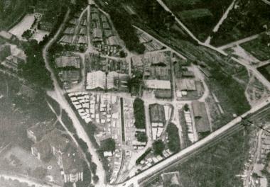 Sägewerk Ochsenteich - Stadtarchiv Wernigerode