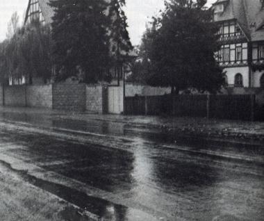 Haus der Staatssicherheit Oktober 1987 - Gerhard Bombös