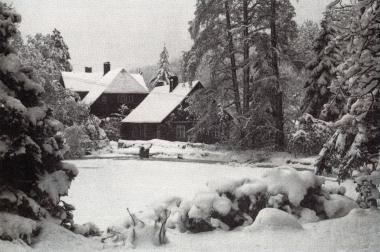 Forsthaus Christianental - Gerhard Bombös