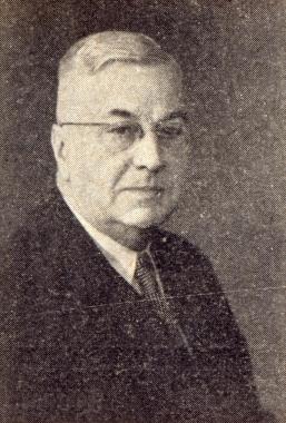 Direktor Scharnhorst - Gerhard Bombös