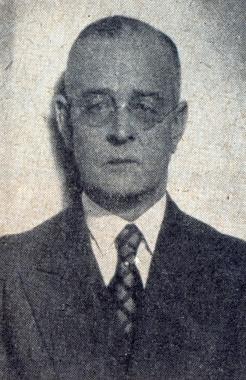Landrat Erich von Stosch - Gerhard Bombös