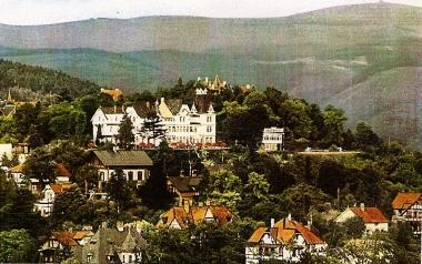 """Hotel """"Lindenberg"""" - Stadtarchiv Wernigerode PK/IV 259"""