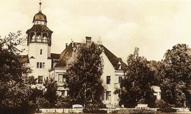 "Ferienheim ""Georgi Dimitroff"" in Hasserode - Stadtarchiv Wernigerode /PK IV /134"