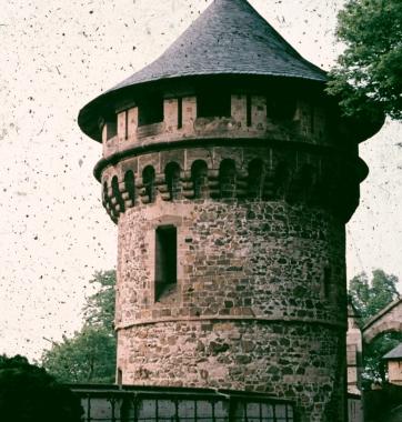 Hausmannsturm - Stadtarchiv Wernigerode