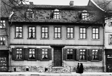 Vorgängerbau der Rathsapotheke, erbaut nach 1751 - Dieter Oemler