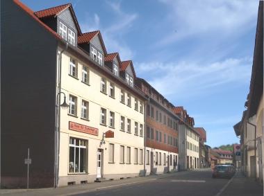 Neue Bebauung in der Ringstraße anstelle der ehemaligen Fa. Auto-Ackert - Dieter Oemler