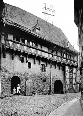 Ratswaage 1908 - Dieter Oemler