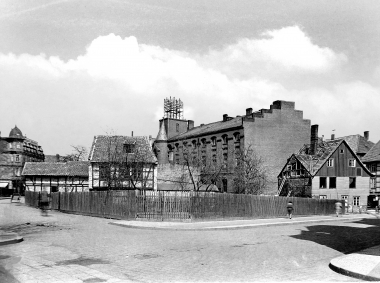 Postgebäude 1890 - Dieter Oemler