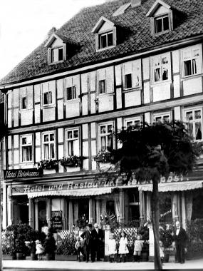 """""""Hotel Reichshof"""" - Dieter Oemler"""