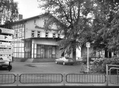 Stadtgarten - Dieter Oemler
