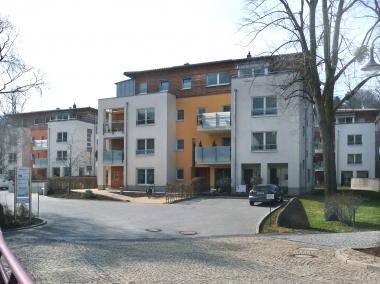 """Stadtvillen auf dem Gelände des ehemaligen """"Stadtgartens"""" - Dieter Oemler"""