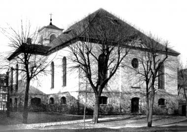 Liebfrauenkirche 1841 - Dieter Oemler