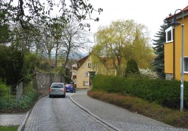 """ehemaliges """"Kammer-Tor"""" am Vorwerk - Dieter Oemler"""