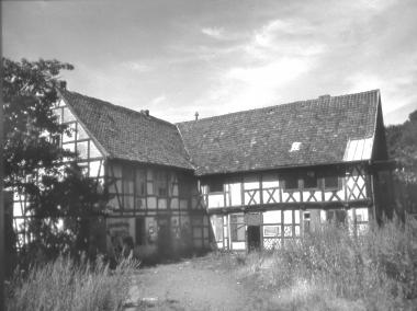 Schlackenmühle an der heutigen Schlachthofstraße - Dieter Oemler