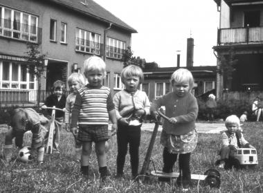 Elmo-Kindergarten Ilsenburger Straße - Dieter Oemler
