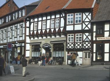 Marktstraße 5 nach dem Umbau 1928 - Dieter Oemler
