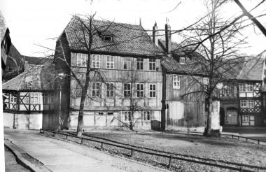 ehemalige Bebauung der Marktstraße 8 - Dieter Oemler