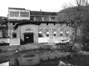 Ruine der ehemaligen Papierfabrik Hasserode - Dieter Oemler