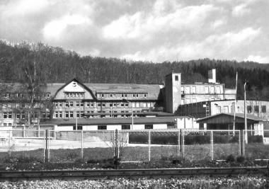 Schokoladenfabrik 1920 - Dieter Oemler