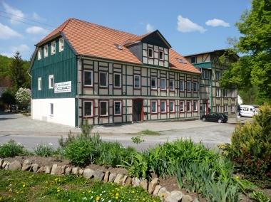 "Das ehemalige ""Hotel Hohnstein"" heute - Dieter Oemler"
