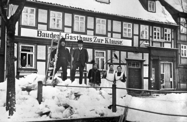 """Herberge an der """"Schönen Ecke"""" - Dieter Oemler"""
