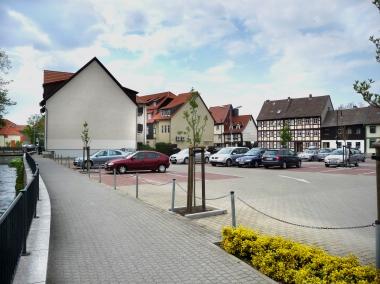Parkplatz Zentrum - Dieter Oemler