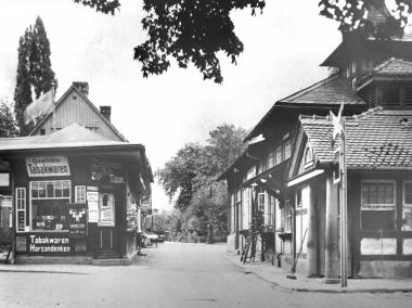 Gaststätte am Westerntor(Später Eselskrug) - Dieter Oemler