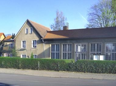 """ehemalige Musikschule """"An der Malzmühle"""" 2005 - Dieter Oemler"""
