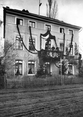 Haus Sierakowsky(gebaut 1852) - Dieter Oemler