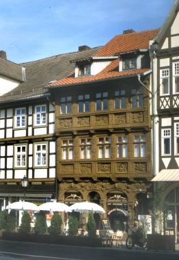Das Krummelsche Haus - Dieter Oemler