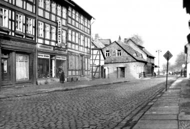 Östliches Ende der Breiten Straße - Dieter Oemler