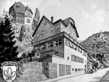 Hotel Eichberg - Dieter Oemler