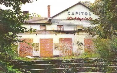 "Das ehemalige ""Capitol"" am Stadtgarten - Dieter Oemler"