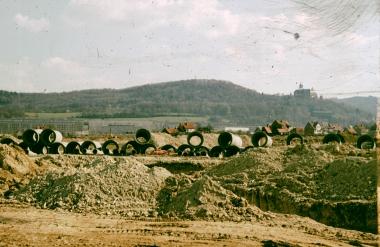"Wohnkomplex ""Stadtfeld"" 1979 - Stadtarchiv Wernigerode"