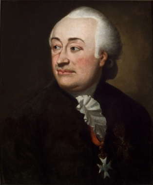 Christian Friedrich Graf zu Stolberg-Wernigerode - gemeinfrei