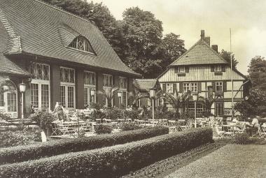 Storchmühle um 1960 - Archiv Mahn- und Gedenkstätte